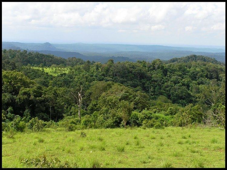 Mondulkiri Province Beautiful Landscapes of Mondulkiri Province