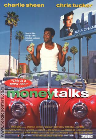 Money Talks (1997 film) MONEY TALKS Movie poster 1997 original NordicPosters