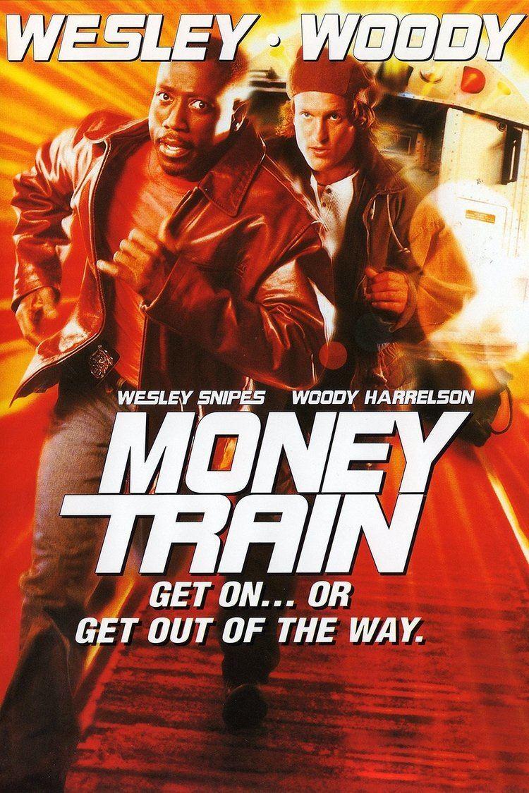 Money Train Money Train 1995 Posters The Movie Database TMDb
