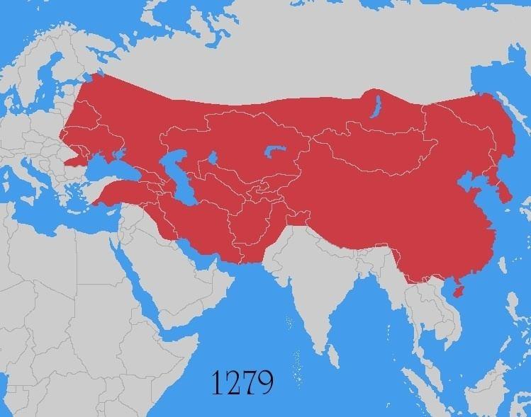 Mongol Empire Mongol Empire Copy Piktochart Infographic Editor