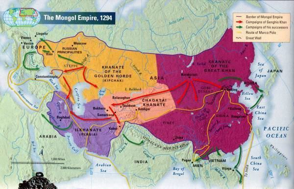 Mongol Empire Genghis Khan and the Mongol Empire