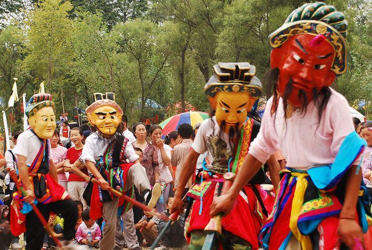 Monguor people