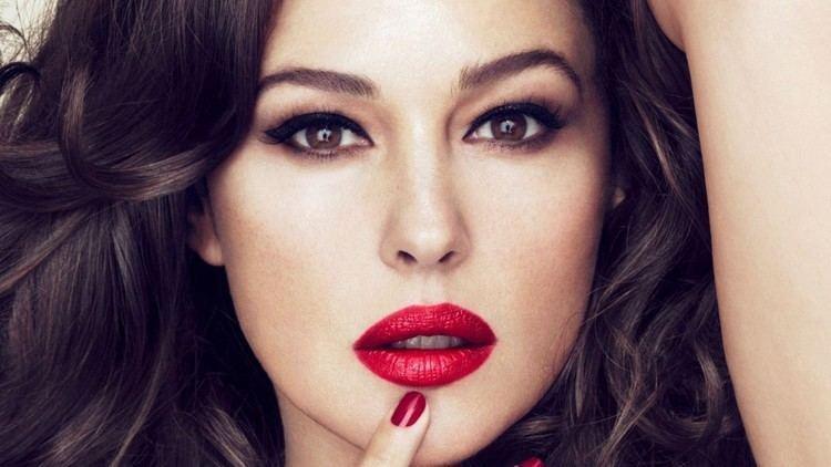 Monica Bellucci Monica Bellucci Makeup Tutorial YouTube