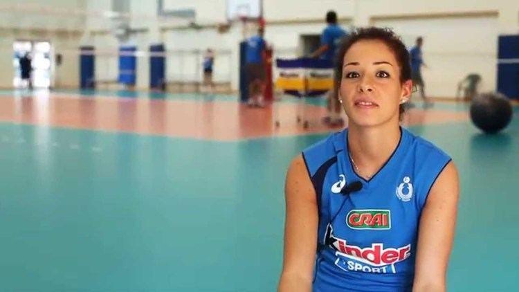 Monica De Gennaro Monica De Gennaro determinazione in campo e fuori YouTube