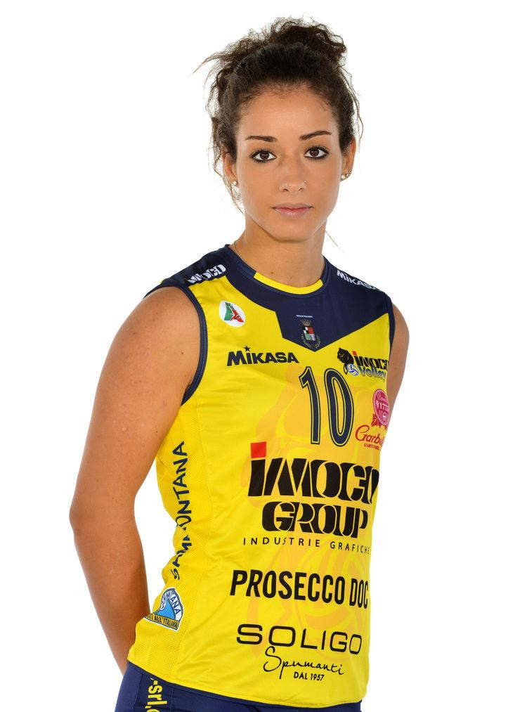 Monica De Gennaro CEV Confdration Europenne de Volleyball