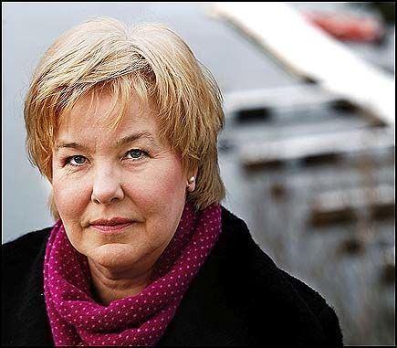 Monica Kristensen Solås Fr bli i Redningsselskapet VG