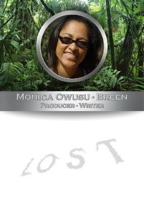 Monica Owusu-Breen Monica OwusuBreen is Producer Writer Crew LOST Show Autographs