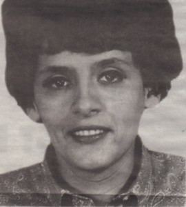 Monica Proietti Fin tragique de Monica la Mitraille Mtro