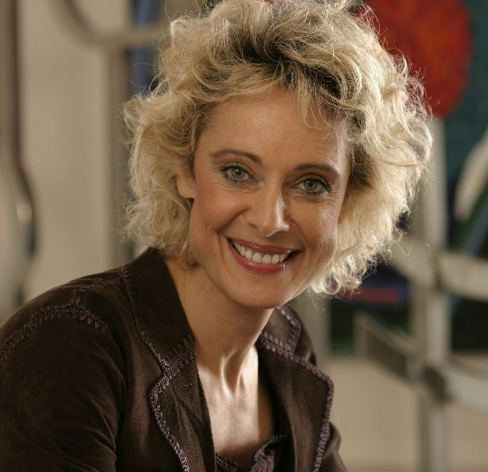 Monica Ritterband Monica Ritterband Foredrag ARTE Booking