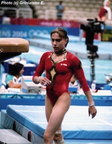Monica Rosu The 2004 Athens Olympics photos