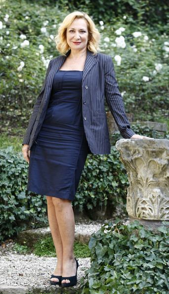 Monica Scattini Monica Scattini Photos Photos TV Fiction VIP Press Conference