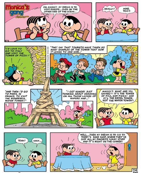 Monica's Gang monica39s gang Kids Pinterest