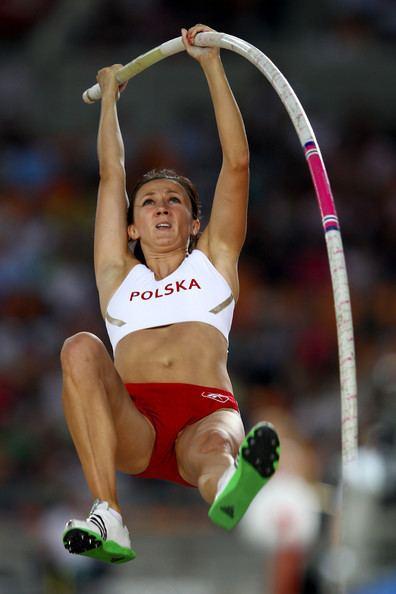 Monika Pyrek Monika Pyrek Photos 13th IAAF World Athletics