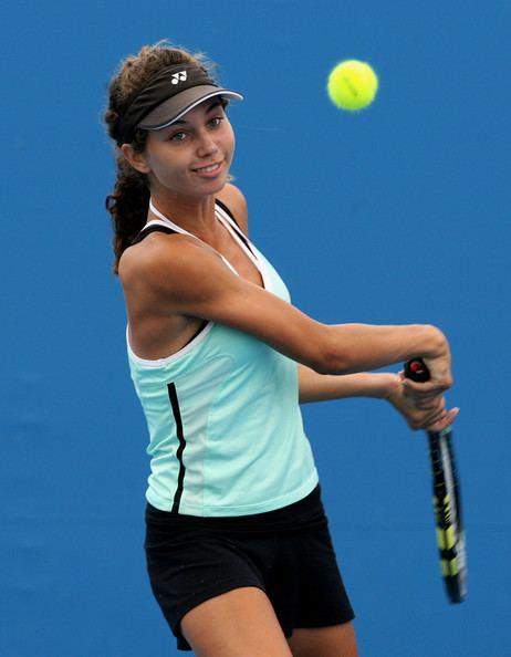 Monika Wejnert Monika Wejnert Photos Australian Open 2008 Day 7 Zimbio