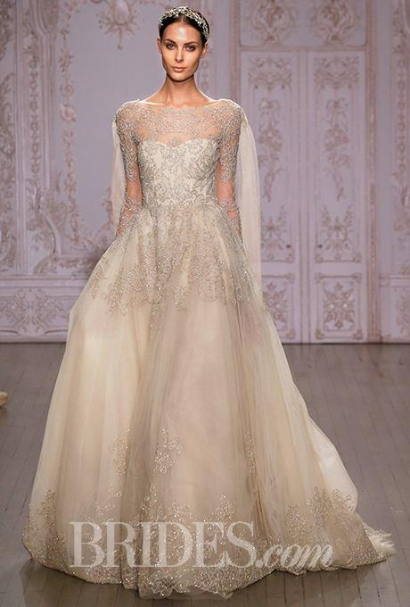 Monique Lhuillier Monique Lhuillier Wedding Dresses Fall 2015 Bridal
