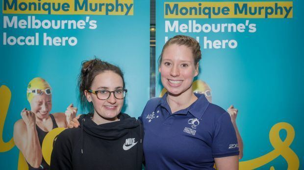 Monique Murphy Paralympic Games 2016 Friendship drives Monique Murphy from coma to Rio