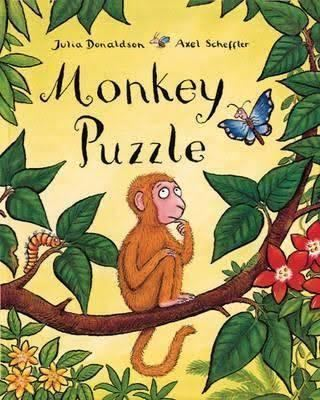Monkey Puzzle (book) t2gstaticcomimagesqtbnANd9GcQMijRLeCNji3hWF4