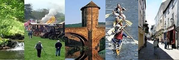 Monmouth Tourist places in Monmouth