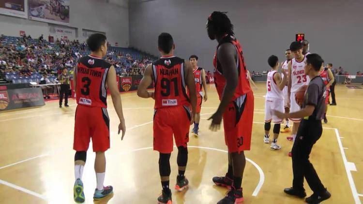 Mono Vampire Basketball Club Singapore Slingers vs Mono Vampire Basketball Club Full Game