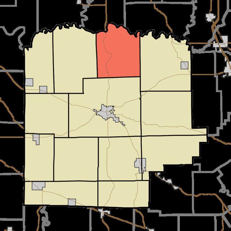 Monroe Township, Washington County, Indiana