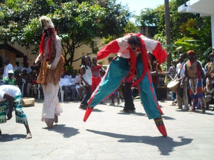 Monrovia Culture of Monrovia