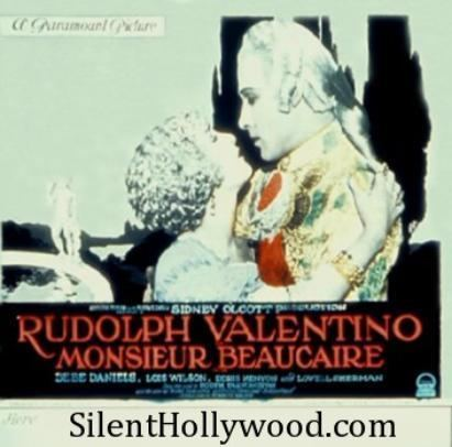 Monsieur Beaucaire (1924 film) Monsieur Beaucaire 1924