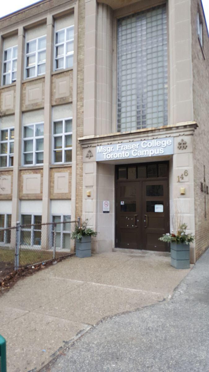 Monsignor Fraser College