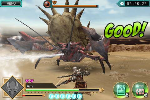 Monster Hunter Dynamic Hunting MONSTER HUNTER Dynamic Hunting on the App Store