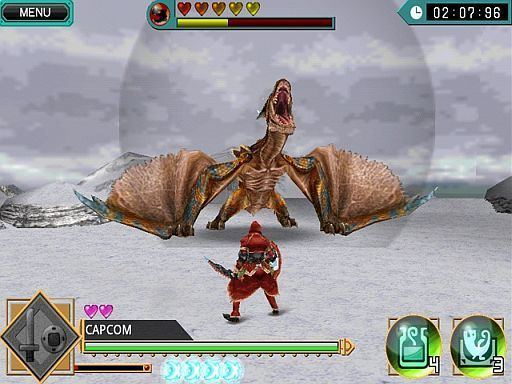 Monster Hunter Dynamic Hunting Super Game Droid Monster Hunter Dynamic Hunting Now Available