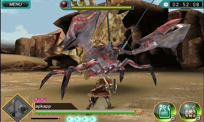 Monster Hunter Dynamic Hunting Monster Hunter Dynamic Hunting Android apk game Monster Hunter