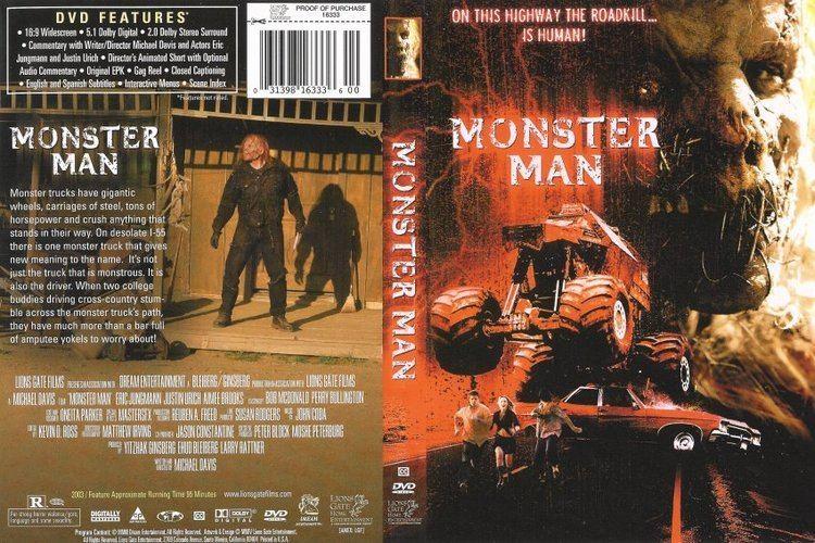 Monster Man (film) 1306 Monster Man 2003 Alexs 10Word Movie Reviews