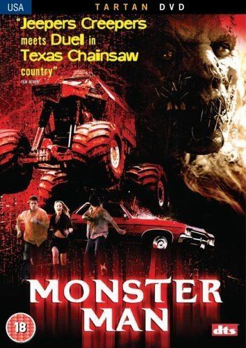 Monster Man (film) Monster Man DVD Amazoncouk Eric Jungmann Justin Urich Aimee