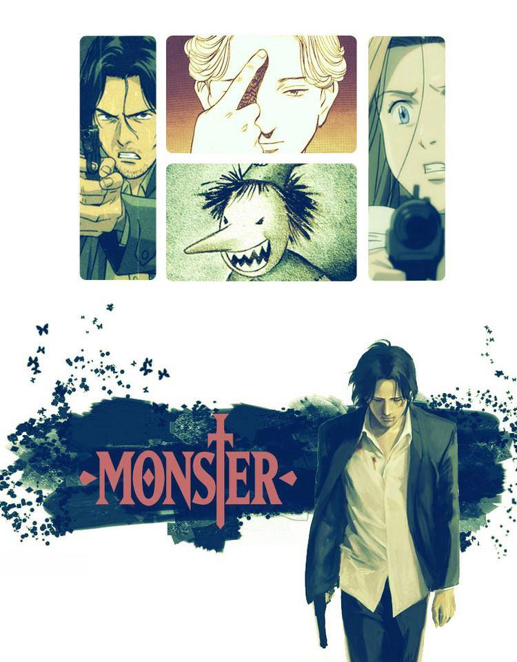 Monster (manga) Monster animemanga poster by Correlola on DeviantArt