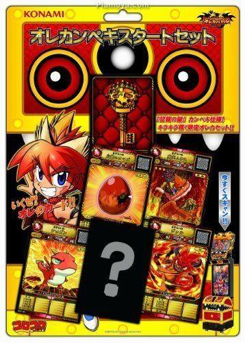 Monster Retsuden Oreca Battle Monster Retsuden Oreca Battle Ore Kanpeki Starter Set Monster