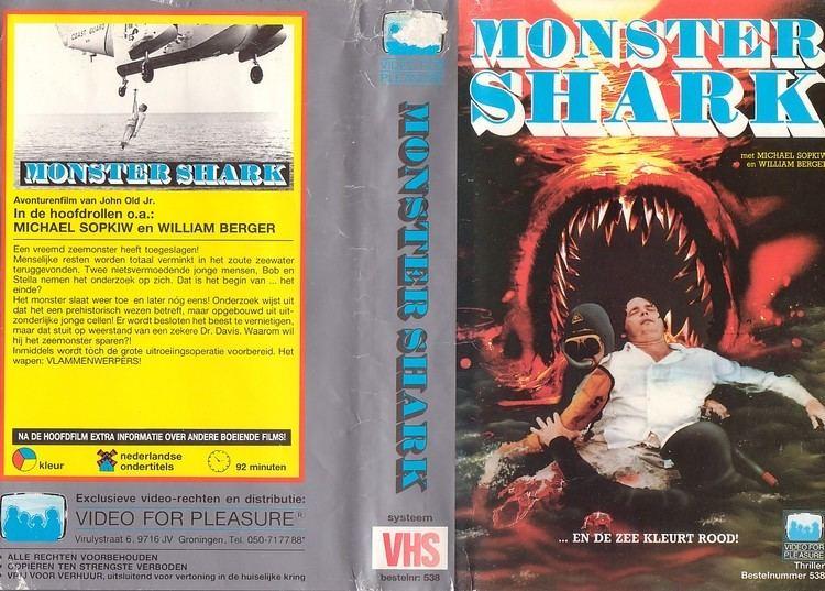 Monster Shark CULTFOREVER MONSTER SHARK aka DEVOURING WAVES 1984