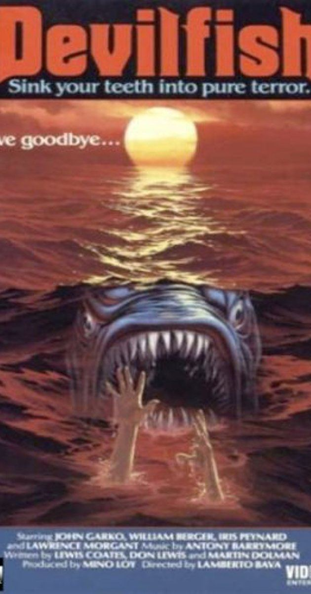 Monster Shark Devil Fish 1984 IMDb