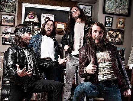 Monster Truck (band) Monster Truck maytherockbewithyoucom
