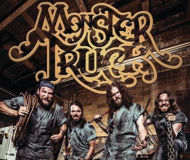 Monster Truck (band) MONSTER TRUCK TO RELEASE 39SITTIN39 HEAVY39 ON FEBRUARY 19TH