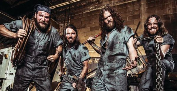 Monster Truck (band) Interview Jeremy Widerman of Monster Truck The Moshville Times
