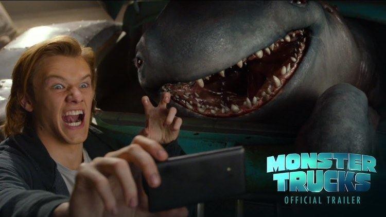 Monster Trucks (film) Monster Trucks Trailer 2017 Paramount Pictures YouTube