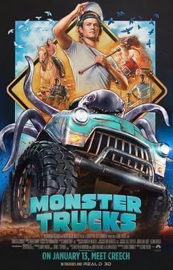 Monster Trucks (film) Monster Trucks film Wikipedia