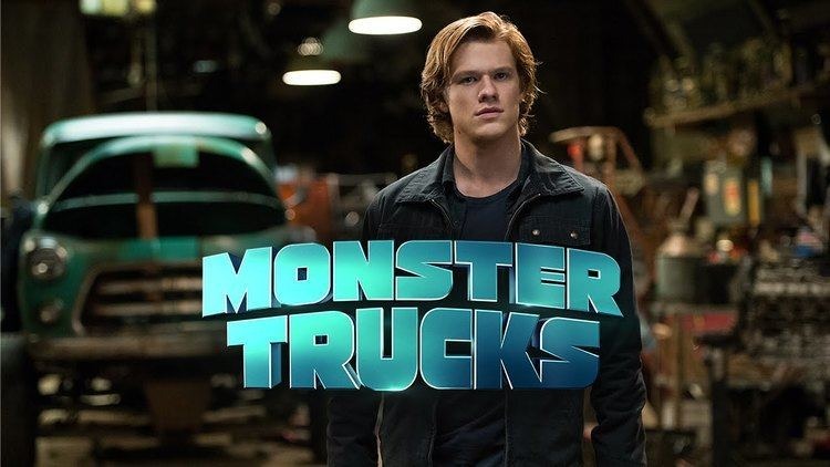 Monster Trucks (film) MONSTER TRUCKS Trailer italiano ufficiale YouTube