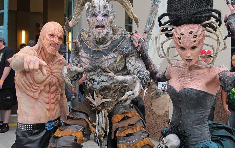 Monsterpalooza Monsterpalooza Set to Descend on Pasadena CA PopHorror