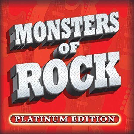 Monsters of Rock: Platinum Edition httpsimagesnasslimagesamazoncomimagesI5