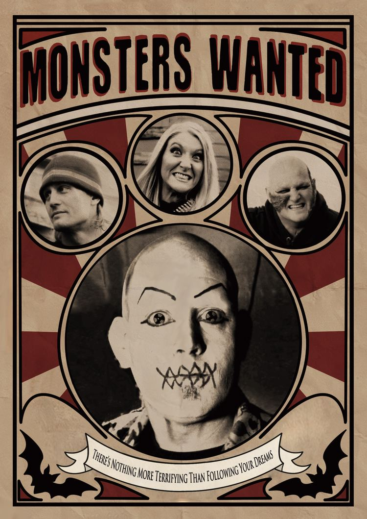 Monsters Wanted Gallery Monsters Wanted