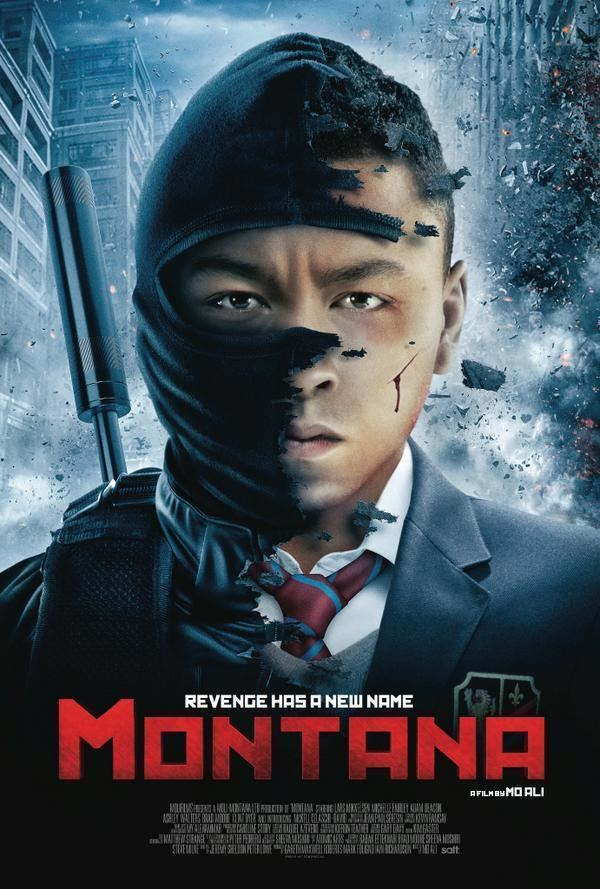 Montana (2014 film) Revenge Has a new Name in First Trailer for British Actioner