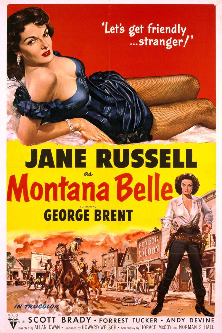 Montana Belle wwwgstaticcomtvthumbmovieposters1521p1521p