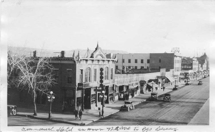 Montana in the past, History of Montana