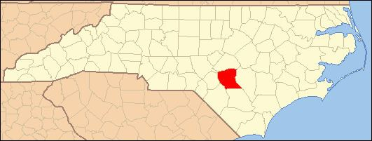 Montclair, Cumberland County, North Carolina