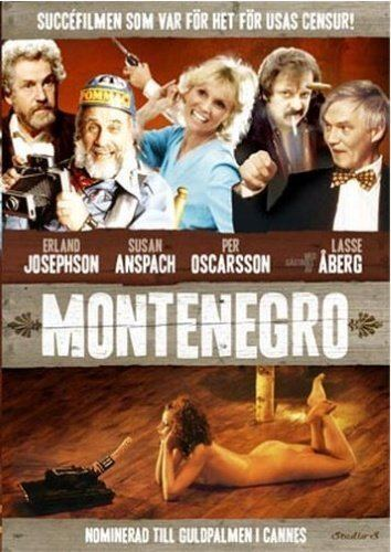 Montenegro (film) Montenegro Montenegro Or Pigs and Pearls Montenegro eller Prlor
